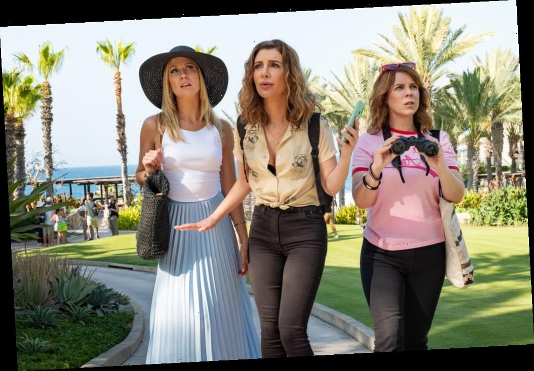 Desperados Review Here S The Netflix Rip Off Of Bridesmaids And Girls Trip Thesatorireport